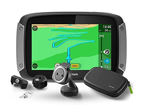 TomTom Rider 410 Great Rides Edition Premium Pack Navigationssystem (mehrere Kontinente)