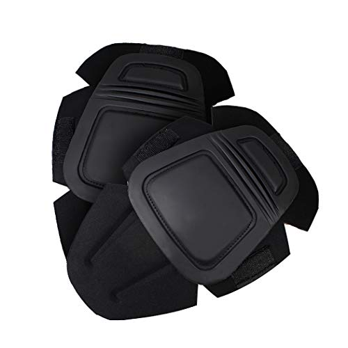IDOGEAR G3 Combat Knee Pads Tactical Protective Knee Pads for Military Airsoft Hunting Pants