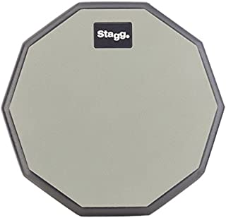 Stagg TD-08R 8 Inch Desktop Practice Pad