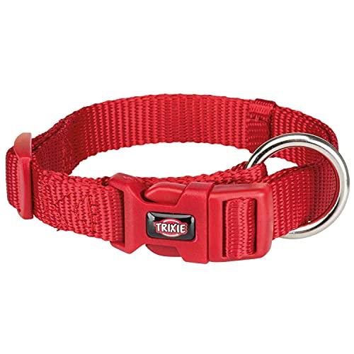 Collar Premium, M-L, 35-55cm/20mm, Rojo