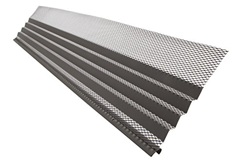 Amerimax Home Products 638010 Hoover Dam Gutter Guard, Dark...
