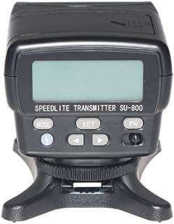 الفلاش - مشغل فلاش دايباو SU-800 لاسلكي لضوء السرعة لنيكون D7100 D5200 D5100 D5300 D3200 D3100 D3300 يونجنيو A1 AHPK-33040...