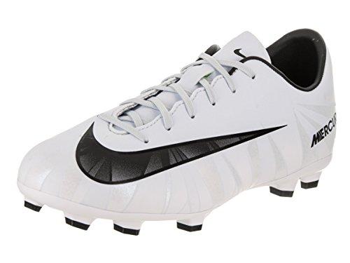 Nike Unisex-Erwachsene Mercurial Vapor XI CR7 FG JR 852489 401 Sneaker, Mehrfarbig (Indigo 001), 38 EU