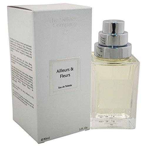 Different Company Un Parfum d'Ailleurs et fleurs Eau de Toilette en flacon Vaporisateur pour homme 90 ml