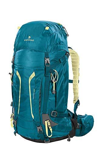 Ferrino Finisterre 40 Lady, Rucksack für Damen, Damen, Rucksack, 75575HBB, Smaragd, Einheitsgröße