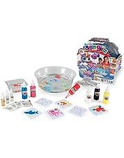 Simba - Aqua Gelz - Set Créatif Deluxe - Kit Créatif Enfant pour Création de Figurines en 3D - Tubes de Gel - 106322452002