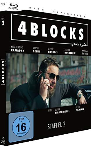 4 Blocks - Staffel 2 - [Blu-ray] - (Original Uncut Edition)