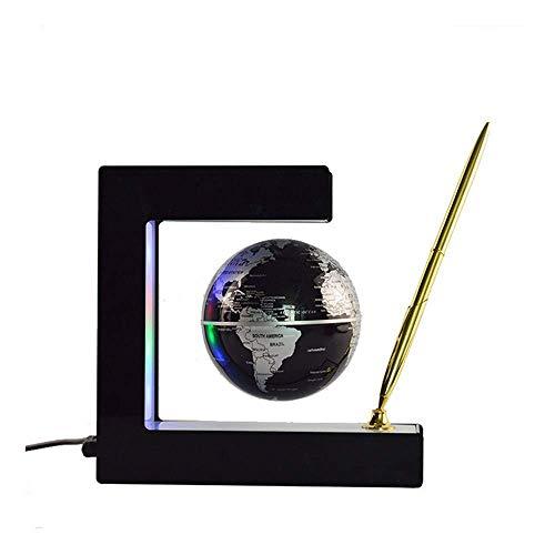 DGHJK Globe Flottant À Lévitation Magnétique 3