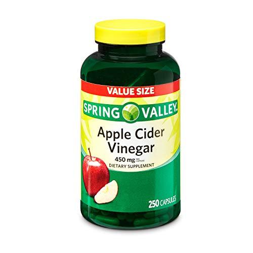 Does Spring Valley Apple Cider Vinegar Pills Work
