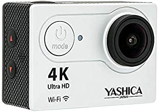 Yashica YAC-340 Action Camera - 4k @ 10fps and More