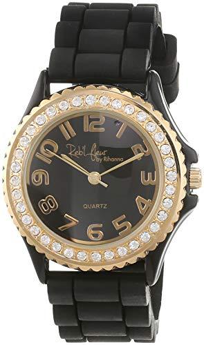 Rihanna Reb'l Fleur Armbanduhr, 1 Stück