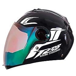 Steelbird SBA-2 Moon Full Face Helmet