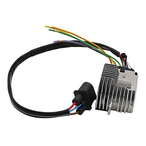 OEM # 4F0959501G HZYCKJ Módulo de control del radiador Módulo de la unidad de control del ventilador de enfriamiento del radiador