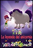 La leyenda del unicornio (DVD) (animacion)
