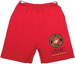 Fox Outdoor Products USMC Logo Running Shorts