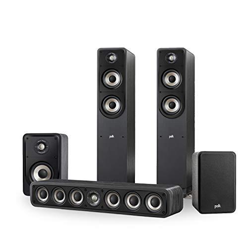 Polk Audio Signature E Serie - Lautsprecher Komplettset für Heimkino