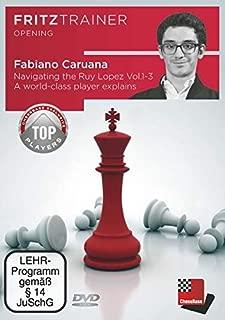 Navigating the Ruy Lopez Vol. 1-3 A world-class player explains: Fritztrainer - interaktives Video-Schachtraining