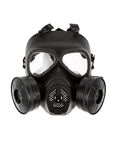 Deiters Gasmaske schwarz