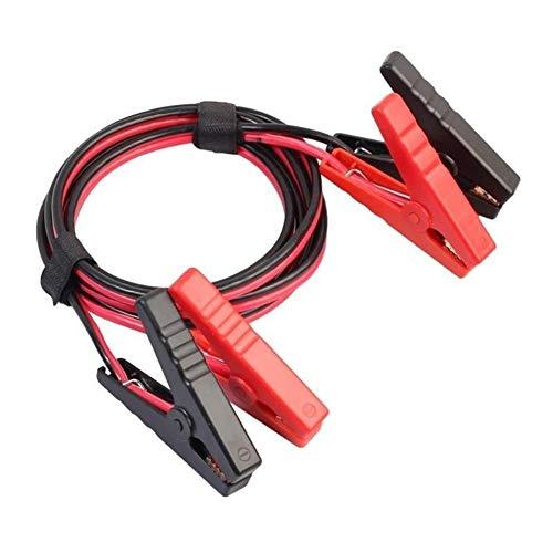 Lianlili Cables de Puente de Emergencia de automóvil Cable de Alambre Carro de automóvil Batería de Cobre Jersey Auto Booster Comience con Pinza de Clip 2.5m
