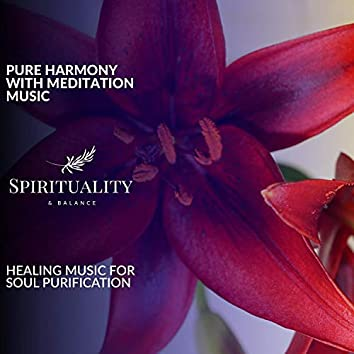 Pure Harmony With Meditation Music - Healing Music For Soul Purification