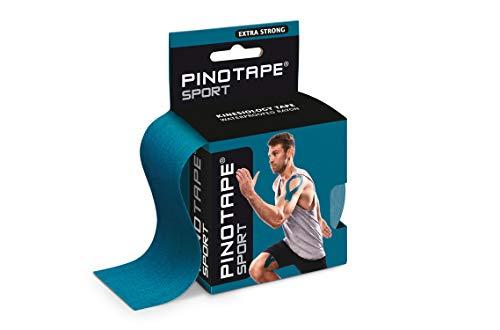 Pinotape Sport Petrol - Kinesiologie Tape 5 m x 5 cm