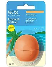 Eos Tropical Edition Exotic Mango Smooth Sphere Lip Balm, 7 G