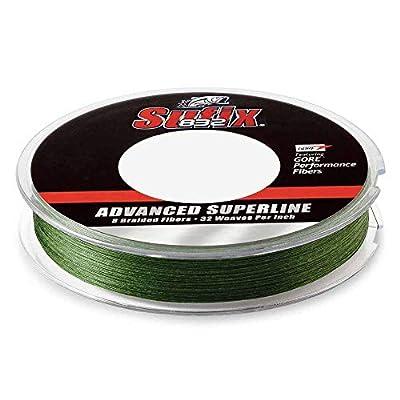 Sufix 660030G 832 Braid 30 Pounds LoVis, 150 Yards (Green)