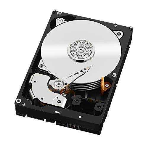 Western Digital Black 3.5' 4000 GB Serial ATA III