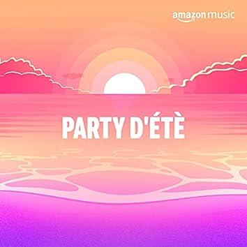 Party d'étè