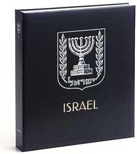 DAVO 15941 Luxus Briefmarkenalbum Israel VI