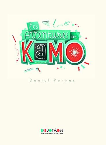 Les aventures de Kamo