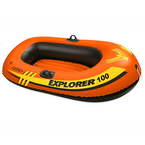 Lowest Prices! Intex Explorer 100, 1-Person Inflatable Boat