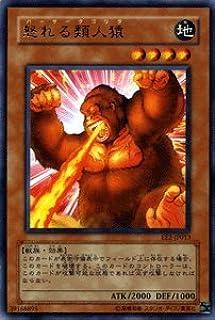 遊戯王カード 【怒れる類人猿】 EE2-JP013-R 《エキスパートエディション2》