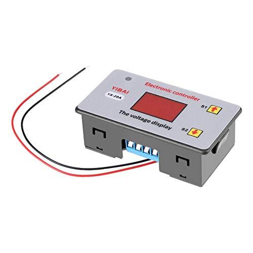 12 V / 120 V Batterie-Laderegler, Batterie-Schutzmodul für Unterspannungskontrolle, Überentladungsschutz.
