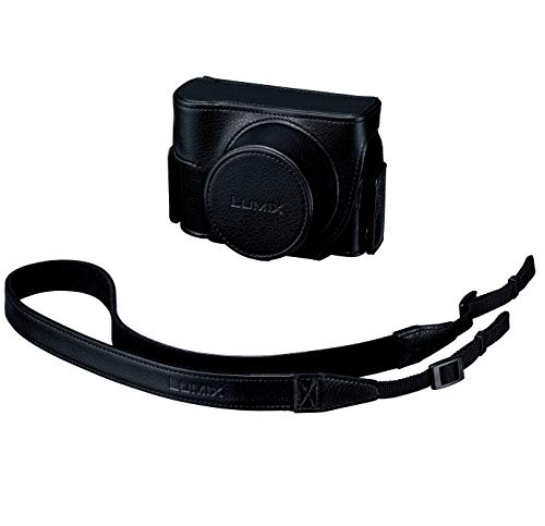 Panasonic ソフトケース ルミックス ブラック DMW-CLXM2-K