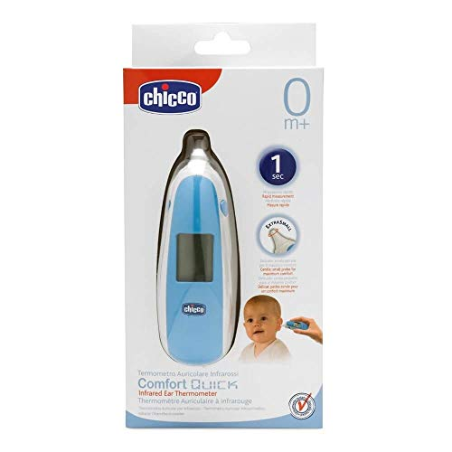 Thermomètre Auriculaire Chicco Comfort Quick