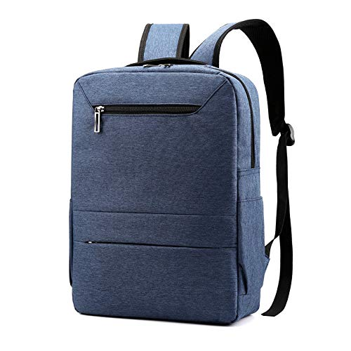 Laptop Rugzak, met een USB-poort voor Reizen/Zaken/College/Dames/Heren 30cm * 41cm * 11cm
