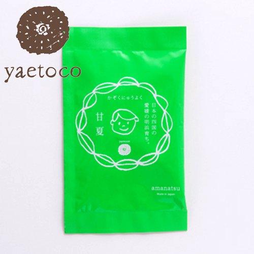 ヤエトコ 家族入浴料甘夏の香り 50g