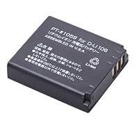ENERG デジタルカメラ用バッテリー PENTAX D-Li106対応 PT-#1059