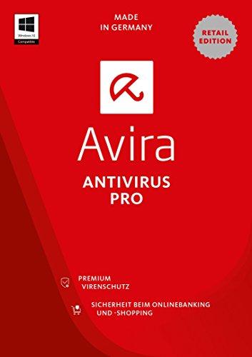 Preisvergleich Produktbild Avira AntiVirus Pro 2017 [1 Gerät / 1 Jahr]