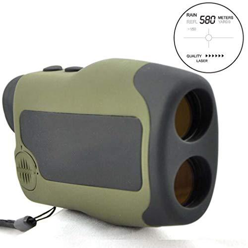 ZTYD 600 Yardas Golf Jacht afstandsmeter – 6 x 25 verrekijker voor Van Laser afstandsmeter, Golf accessoires of golfer cadeau
