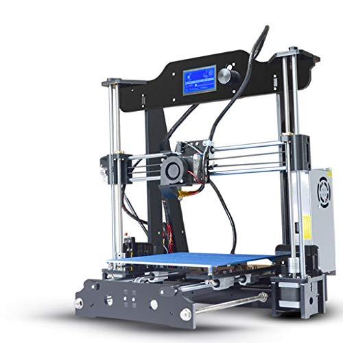 Imprimante 3D, X8 Grande Taille Haute Précision Éducation De Bureau Ménage Imprimante, DIY