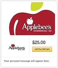 applebee's gift certificate email