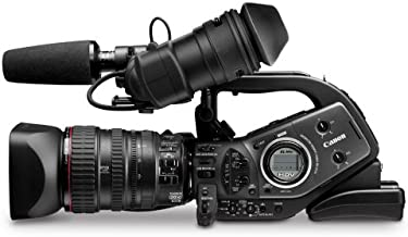 Canon XL-H1A 3CCD HDV High Definition Professional Camcorder with 20x HD Video Zoom Lens III (Discontinued by Manufacturer)
