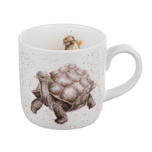 Royal Worcester – Wrendale Designs – Schildkröte, Aged To Perfection Tasse