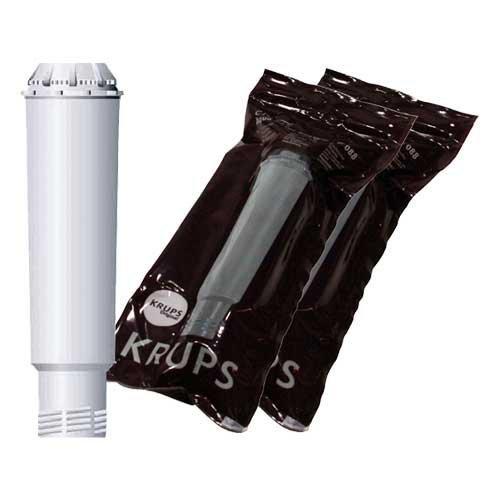 2 KRUPS Claris Filterpatrone F088