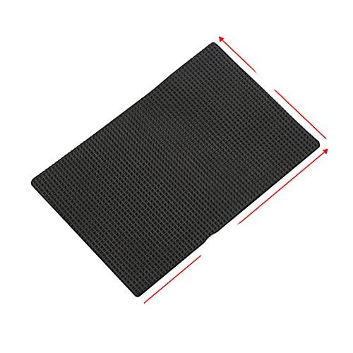 1/2/6/15/24 Uds almohadillas para piernas de muebles de engrosamiento suave accesorios de silla de parachoques Protector de suelo autoadhesivo antideslizante alfombrilla antideslizante-150X93mmX1pc