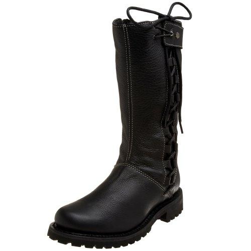 "Harley-Davidson Women's Melia 11"" Boot,Black,9 M"