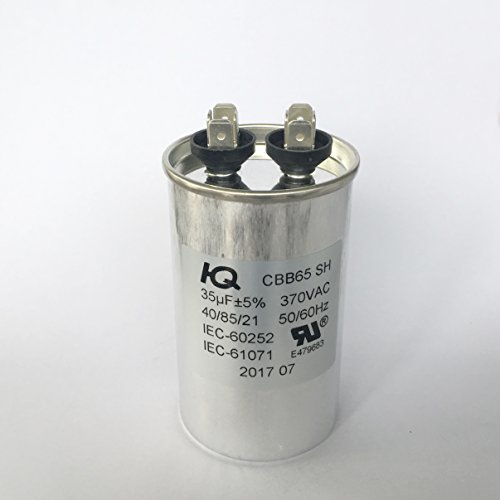 10 pieces 35.0uF 35 uF 50V Vintage Axial Electrolytic Capacitor Sprague