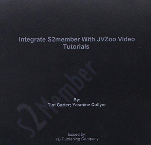 Integrate S2member With JVZoo Video Tutorials